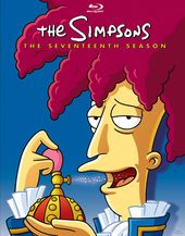 The Simpsons - Complete Season 17 (Blu-ray)
