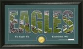 "Football - Philadelphia Eagles ""Silhouette"""