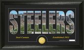 "Football - Pittsburgh Steelers ""Silhouette"""
