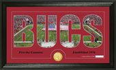 "Football - Tampa Bay Buccaneers ""Silhouette"""