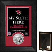 "Football - Arizona Cardinals ""Selfie"" Minted Coin"