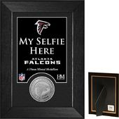 "Football - Atlanta Falcons ""Selfie"" Minted Coin"