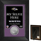 "Football - Baltimore Ravens ""Selfie"" Minted Coin"