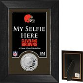 "Football - Cleveland Browns ""Selfie"" Minted Coin"