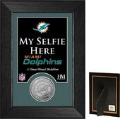 "Football - Miami Dolphins ""Selfie"" Minted Coin"