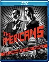 The Americans - Complete 1st Season (Blu-ray)