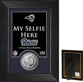 "Football - St. Louis Rams ""Selfie"" Minted Coin"