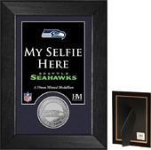 "Football - Seattle Seahawks ""Selfie"" Minted Coin"