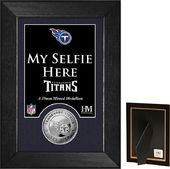 "Football - Tennessee Titans ""Selfie"" Minted Coin"