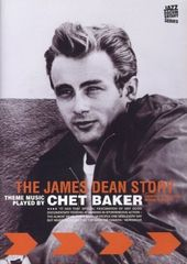 The James Dean Story (DVD, CD)