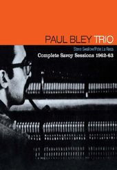 Complete Savoy Sessions 1962-1963