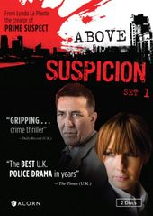 Above Suspicion - Set 1 (2-DVD)