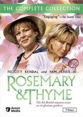 Rosemary & Thyme - Complete Collection (7-DVD)