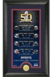 Football - New England Patriots - Super Bowl 50th