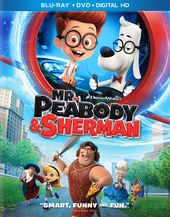 Mr. Peabody & Sherman (Blu-ray + DVD)