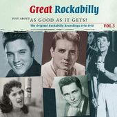 Volume 3-Great Rockabilly-Just About As Good As