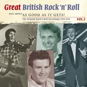 Great British Rock 'N' Roll, Volume 3 (2-CD)
