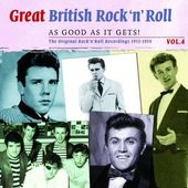 Great British Rock 'N' Roll, Volume 4