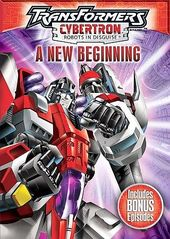 Transformers: Cybertron - Robots in Disguise: A