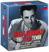 The Verdi Tenor (17-CD)