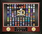 Football - NFL Super Bowl Fifty - 50th