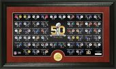 "Football - NFL Super Bowl - ""50th Anniversary"""
