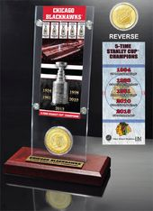 Hockey - Chicago Blackhawks 6x Stanley Cup
