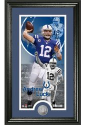 "Football - Andrew Luck ""Supreme"" Minted Coin"