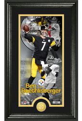"Football - Ben Roethlisberger ""Supreme"" Bronze"