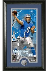 "Football - Matthew Stafford ""Supreme"" Minted Coin"