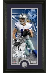 "Football - Cole Beasley ""Supreme"" Minted Coin"