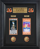 Football - Cincinnati Bengals Super Bowl Ticket