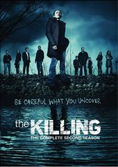 The Killing - Season 2 (3-Disc)