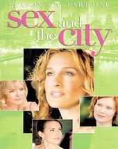 Sex and the City - Complete Seasons 1-6 (First