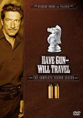 Have Gun - Will Travel - Season 2 (6-DVD)