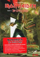 Iron Maiden - The History of Iron Maiden Part 1: