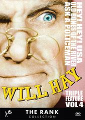 Will Hay Triple Feature, Volume 4 - Hey Hey USA /
