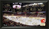Hockey - Calgary Flames Signature Rink