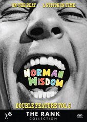Norman Wisdom Double Feature, Volume 5 - On the