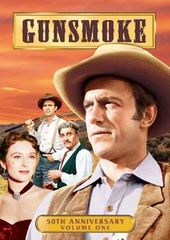 Gunsmoke - 50th Anniversary - Volume 1 (3-DVD)