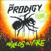 World's on Fire (Live) (CD + DVD)