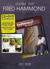 Double Play: Fred Hammond (2-CD)