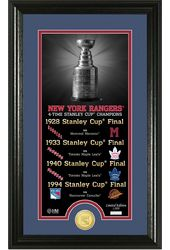 "Hockey - New York Rangers ""Legacy"" Supreme Bronze"