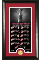 "Hockey - Detroit Red Wings ""Legacy"" Supreme"