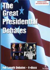 The Great Presidential Debates (4-DVD)