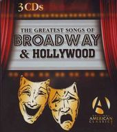 The Greatest Songs Of Broadway & Hollywood (3-CD)