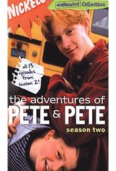The Adventures of Pete and Pete - Season 2 (2-DVD)