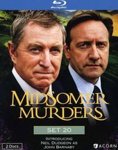 Midsomer Murders - Set 20 (Blu-ray)