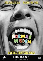 Norman Wisdom Double Feature, Volume 6 - The