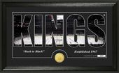 "Hockey - Los Angeles Kings ""Silhouette"" Bronze"